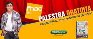 Palestra gratuita em BH com Wanderley Oliveira