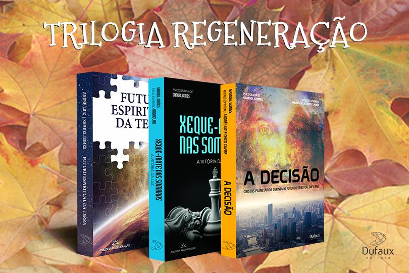 TRILOGIA REGENERAÇÃO