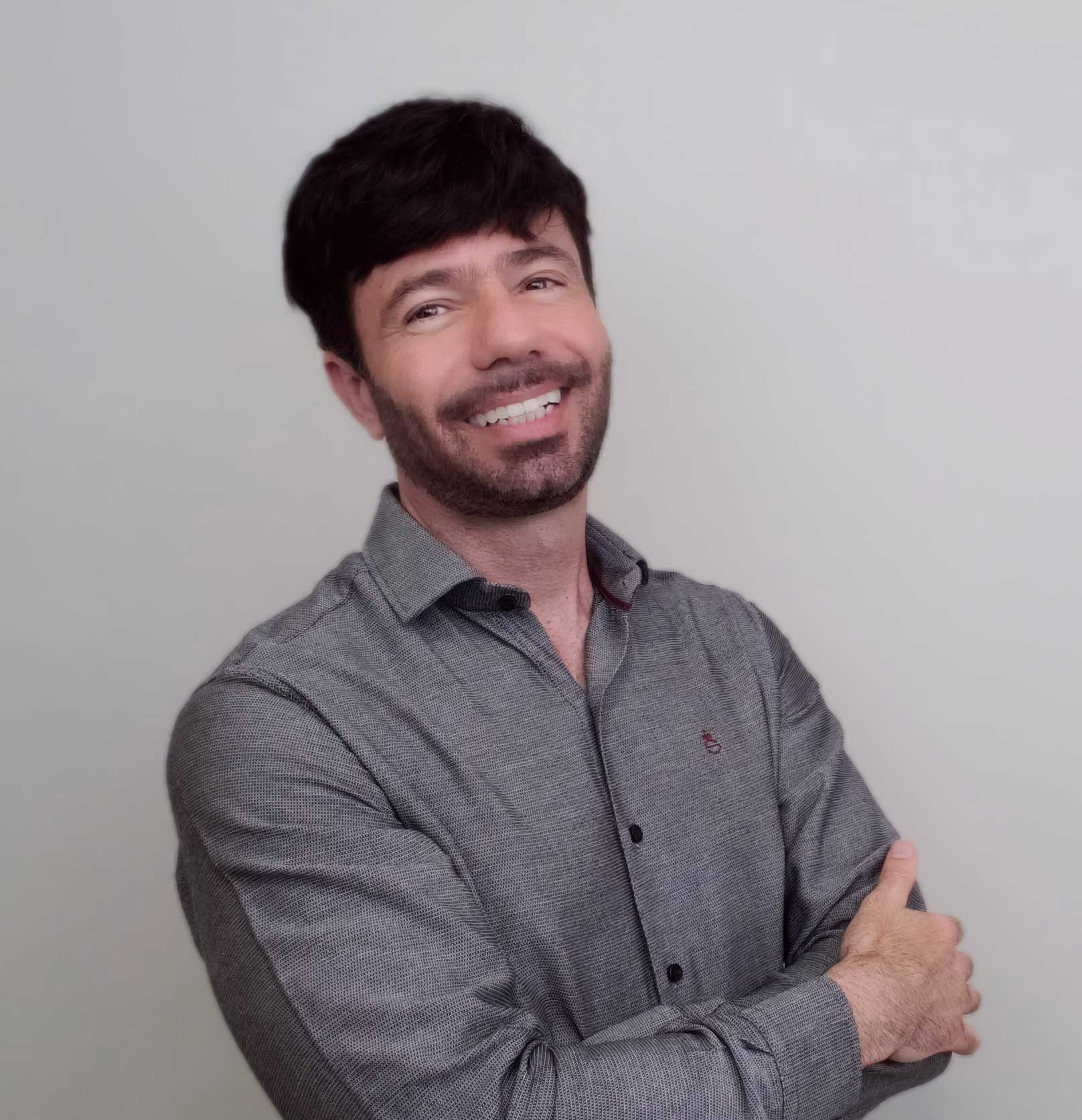 Rodrigo Sorrindo