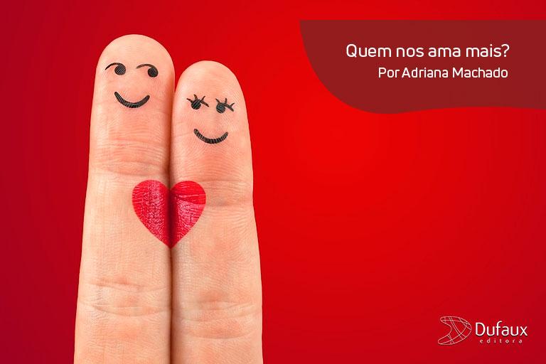 Dedos formando um coração
